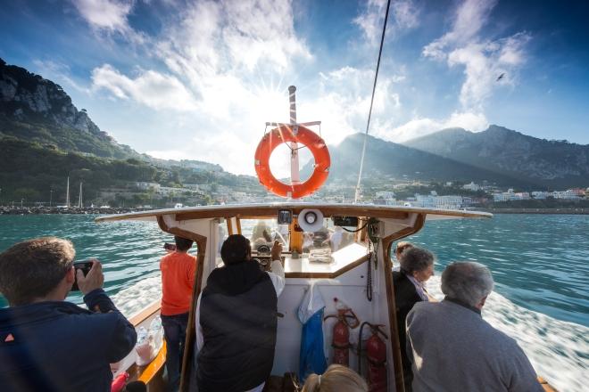 Capri Boat Trip Sq