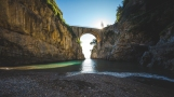 Fiordo Di Furord Bridge Sunflare