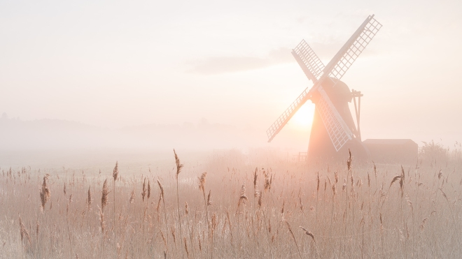 Herringfleet Windmill Dreamy edit-2