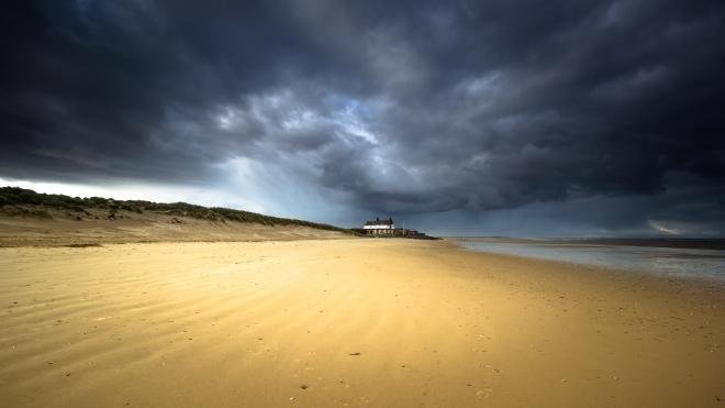 Brancaster Storm