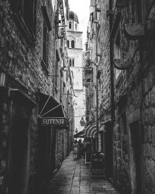 BW Dubrovnik Street