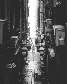 Those streets.