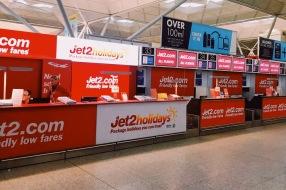 Jet2 & Jet2 Holidays Stanstead.