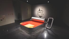 Tin Bed